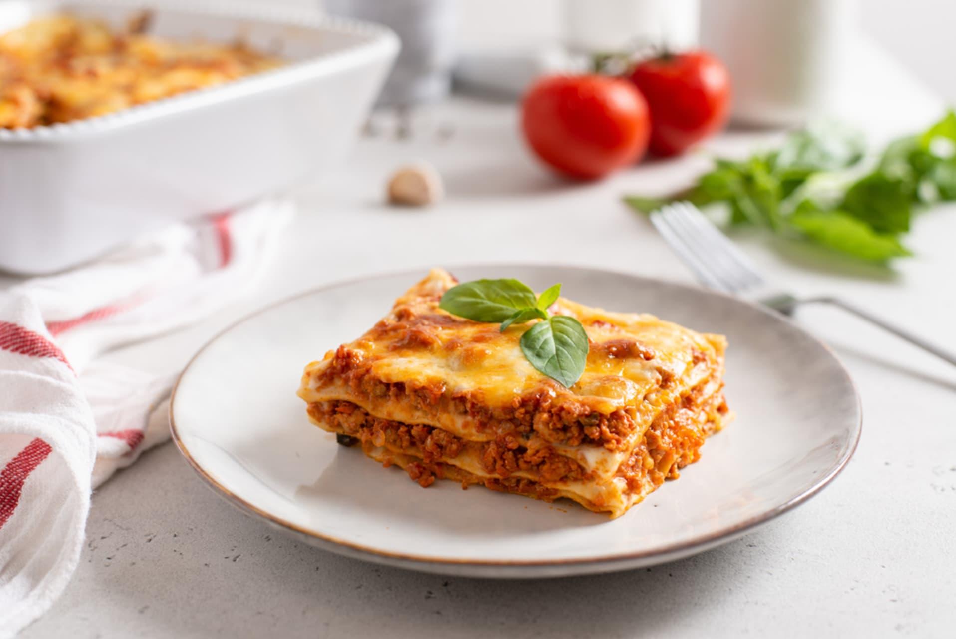 Rome - Lasagna: That's Amore!