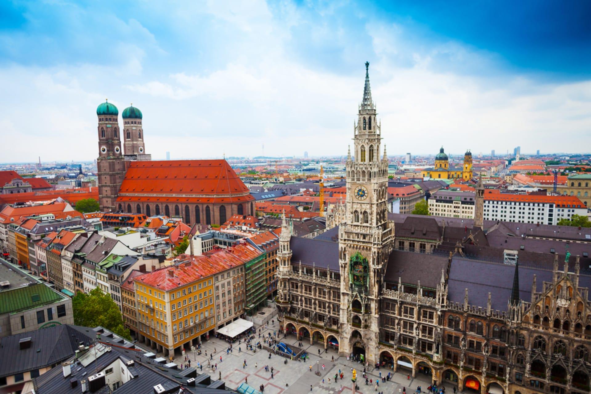 Munich -  Munich Walking Tour: The Highlights of Munich Part 1