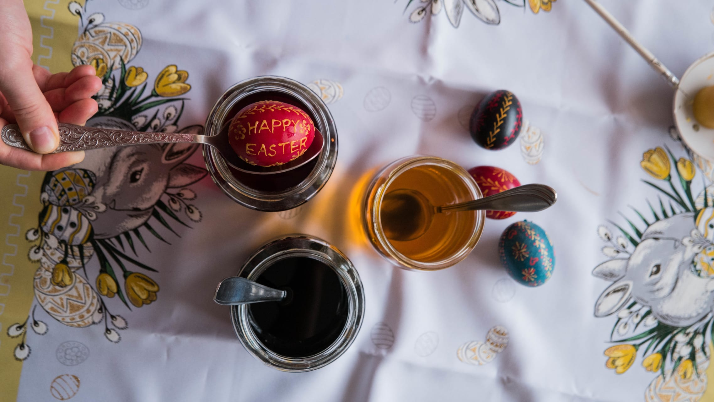 Prague - Easter Special - Egg Decorating and Folklore Traditions of Czech Republic