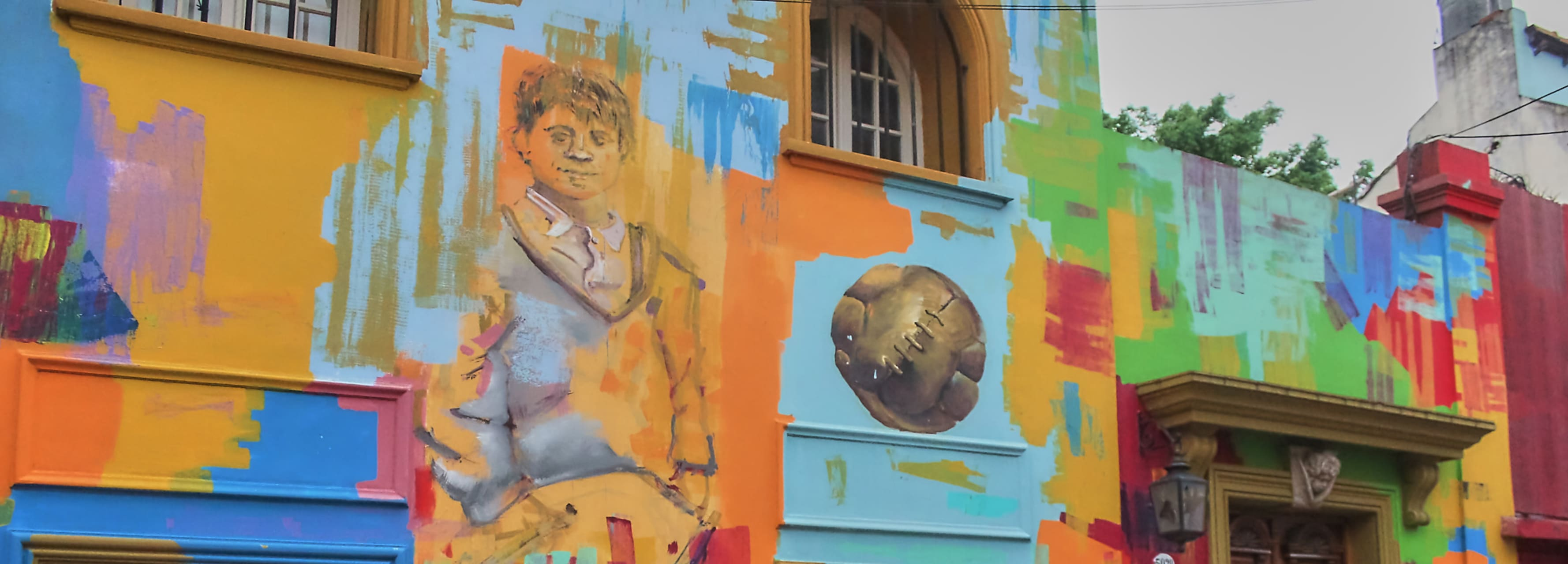 Buenos Aires - The Power of Street Art in Palermo Soho
