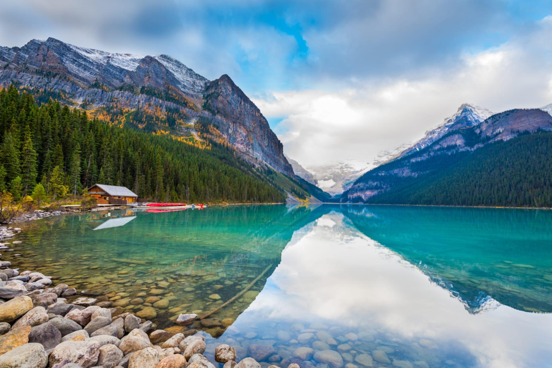 Banff - Discover Iconic Lake Louise