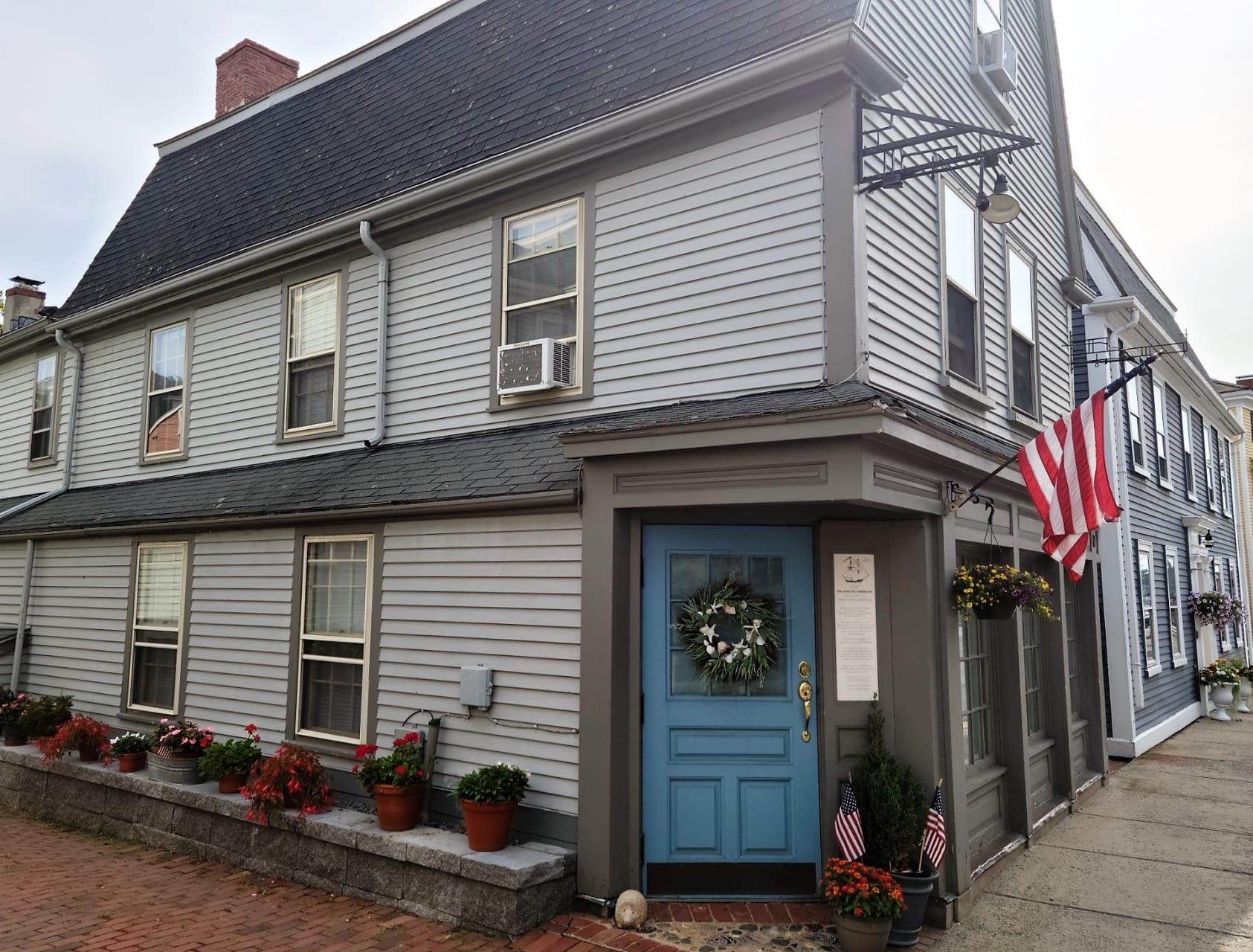 Salem Massachusetts - Old Town Marblehead