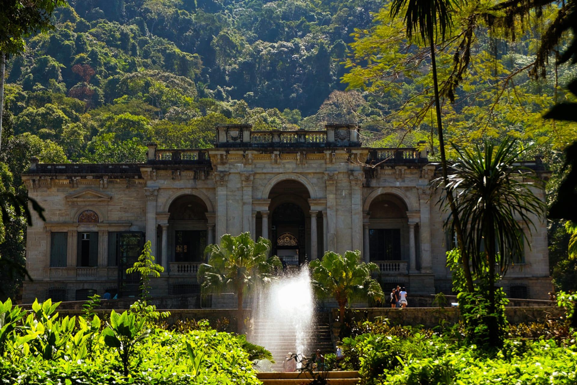 Rio de Janeiro - Parque Lage, A Rio De Janeiro Must-Visit