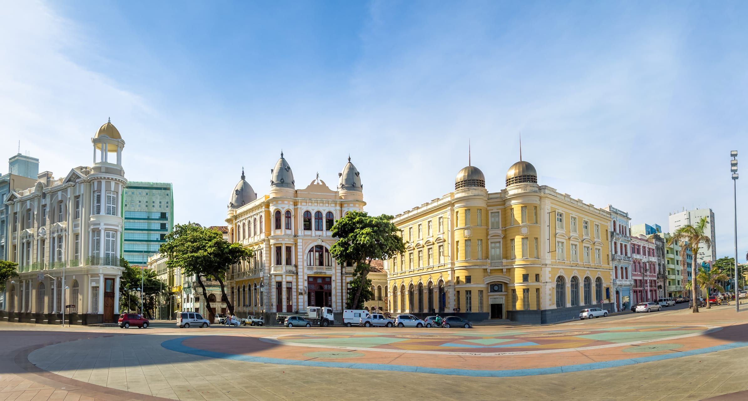 Recife - Walking Around Recife Antigo