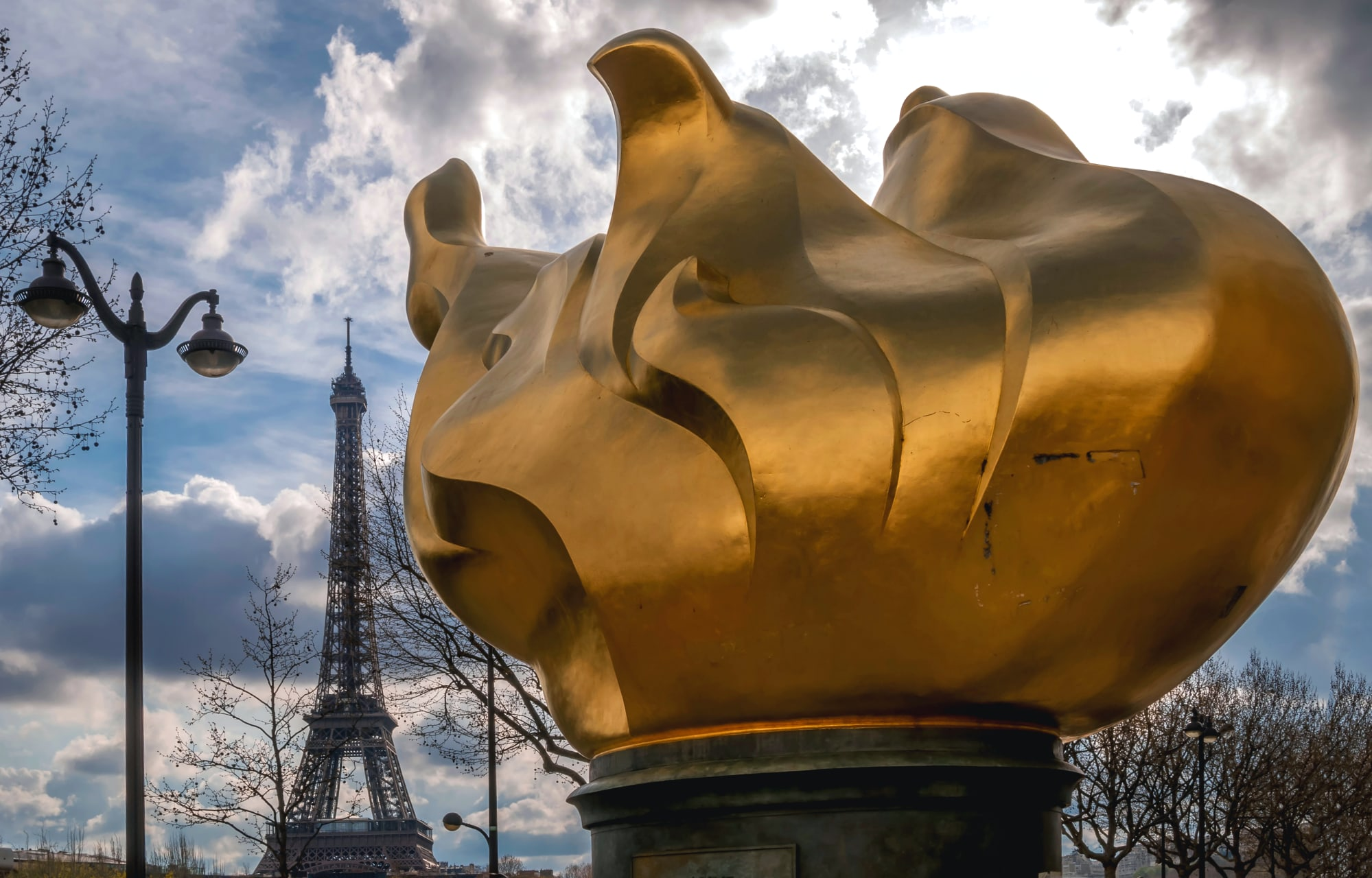 Paris - Commemorate the 20th Anniversary of 9/11