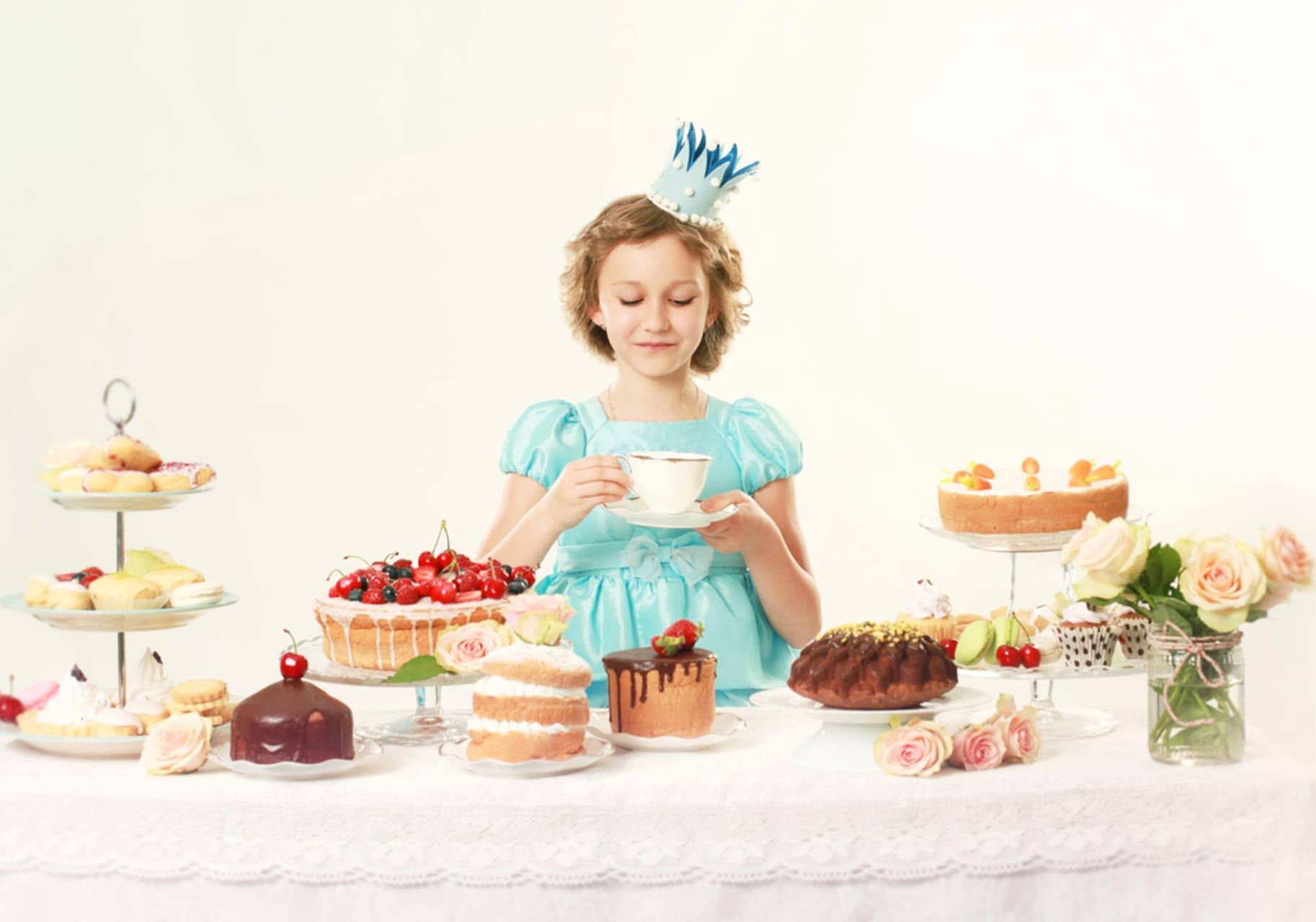 New York - Kids Tour: Frozen February Dress Up Tea and Story Time