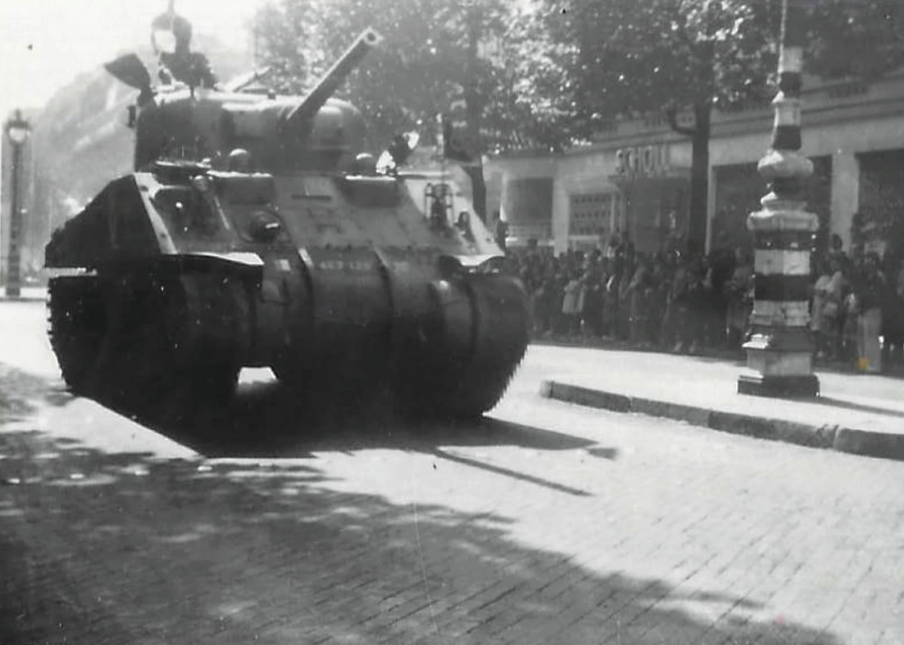 Paris - Occupation to Liberation - World War 2 in Paris