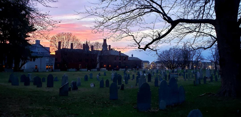 Salem Massachusetts - Salem Hauntings and Lingering Energy