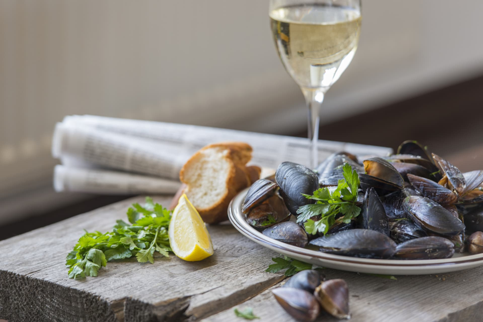 Catalonia - Catalan Cooking and Wine: Bubbles & Mussels