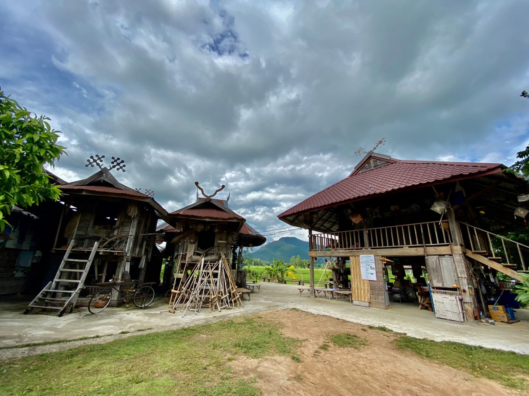 Loei - Visit TaiDam Village, Minority Group of Thailand