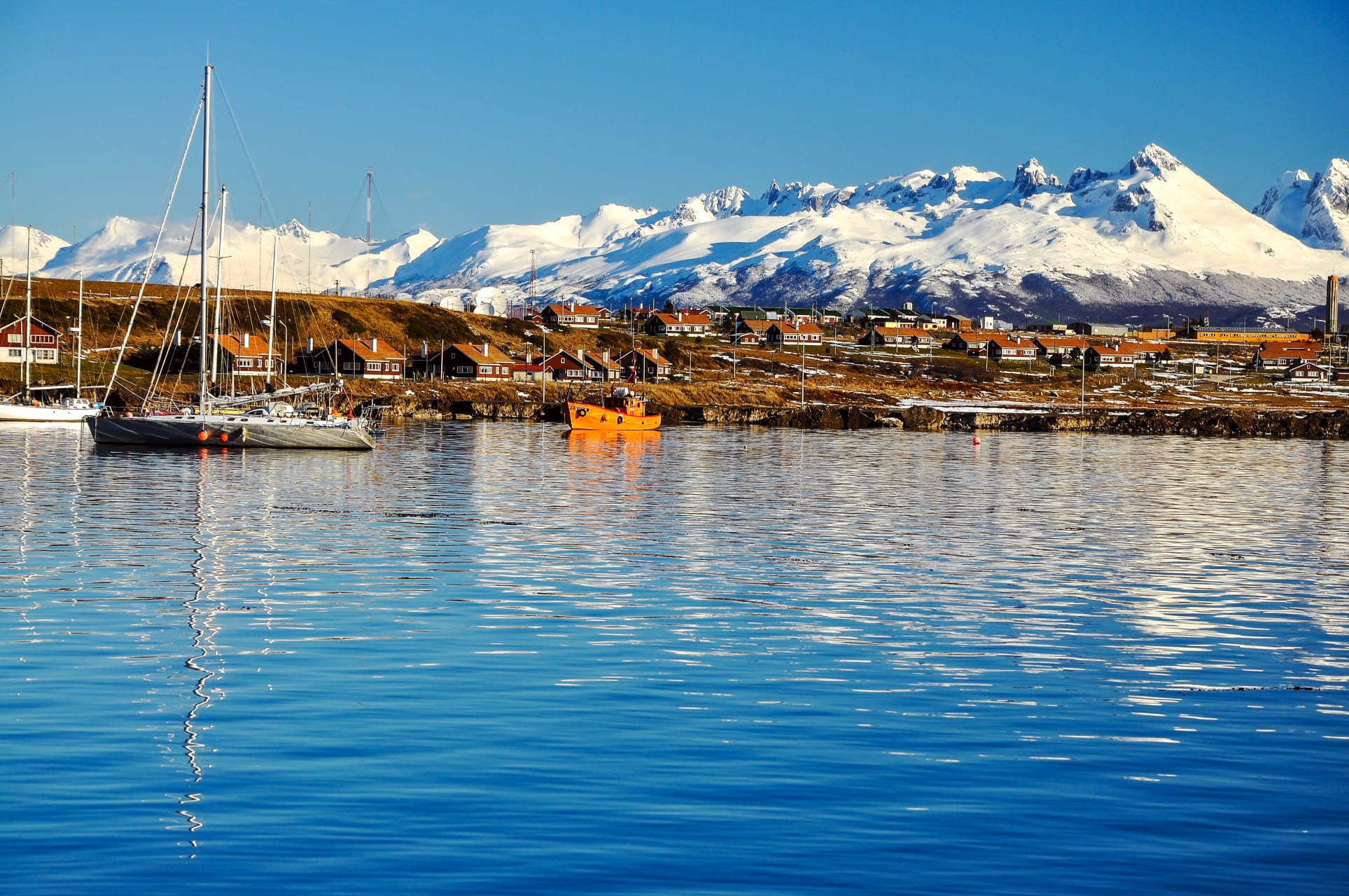 Ushuaia - Ushuaia: drive around the southernmost city in the world