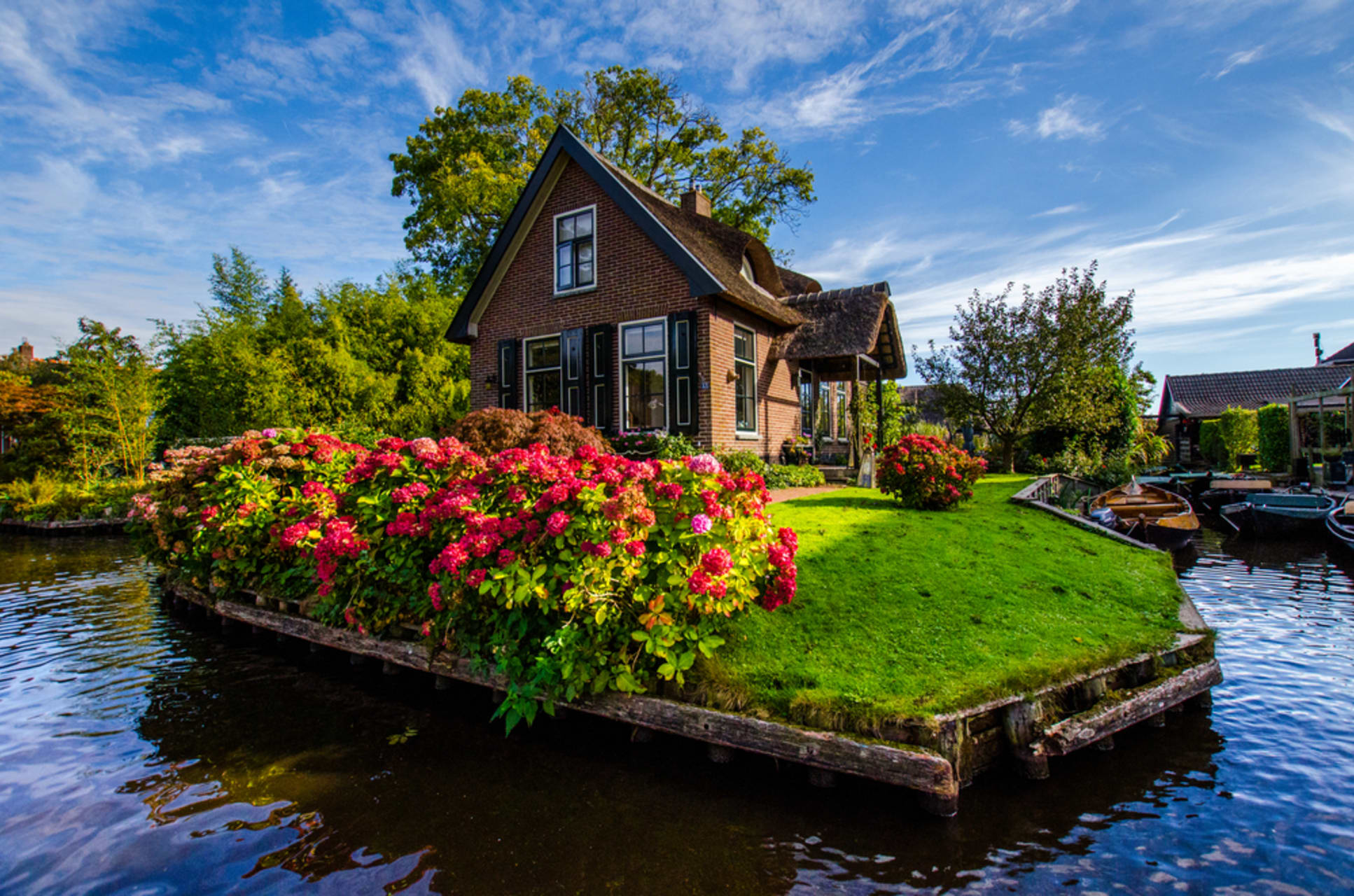 Giethoorn - Visit Giethoorn, The Rural 'Venice of the North'