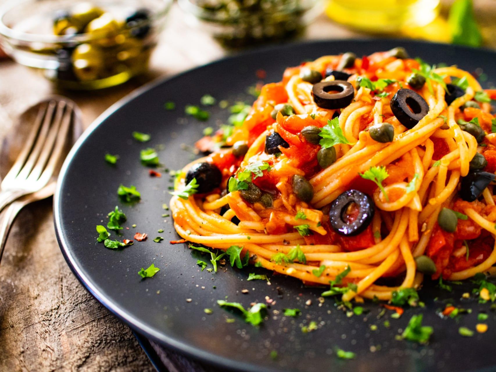 Rome - Spaghetti alla Puttanesca