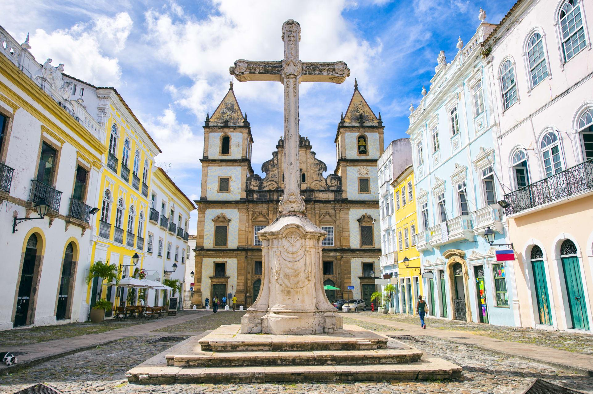 Salvador Bahia - Bahia, Terra da Felicidade - Roteiro 1 (TOUR IN PORTUGUESE)