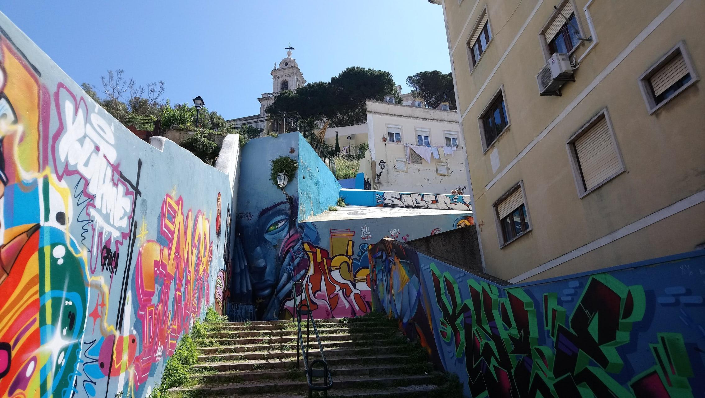 Lisbon - Discover Lisbon's Stunning Street Art