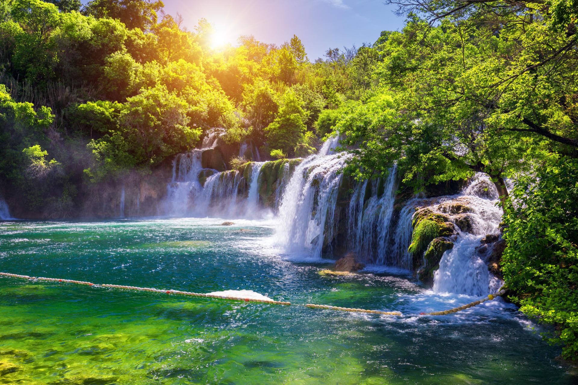 Krka National Park - Krka Waterfalls (Skradinski Buk) – A Story Told by Water