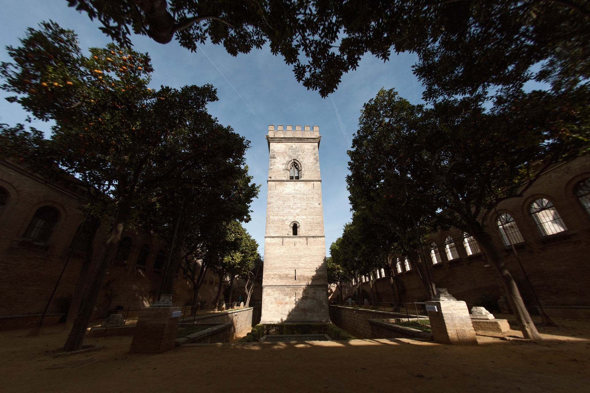 Seville - Mysteries of the Enchanted Tower