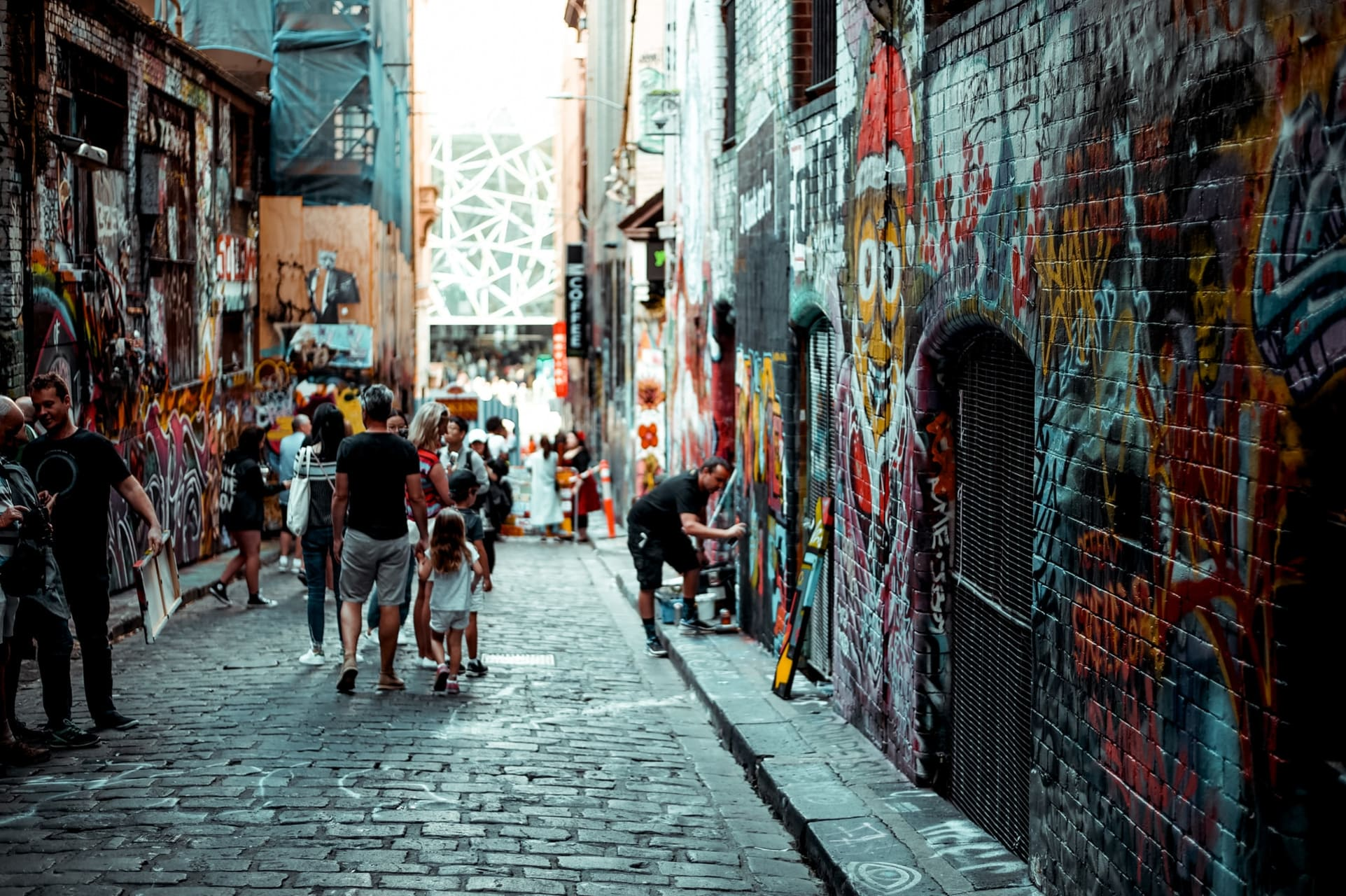 Melbourne - Discover Melbourne's Secret Laneways and Alleys
