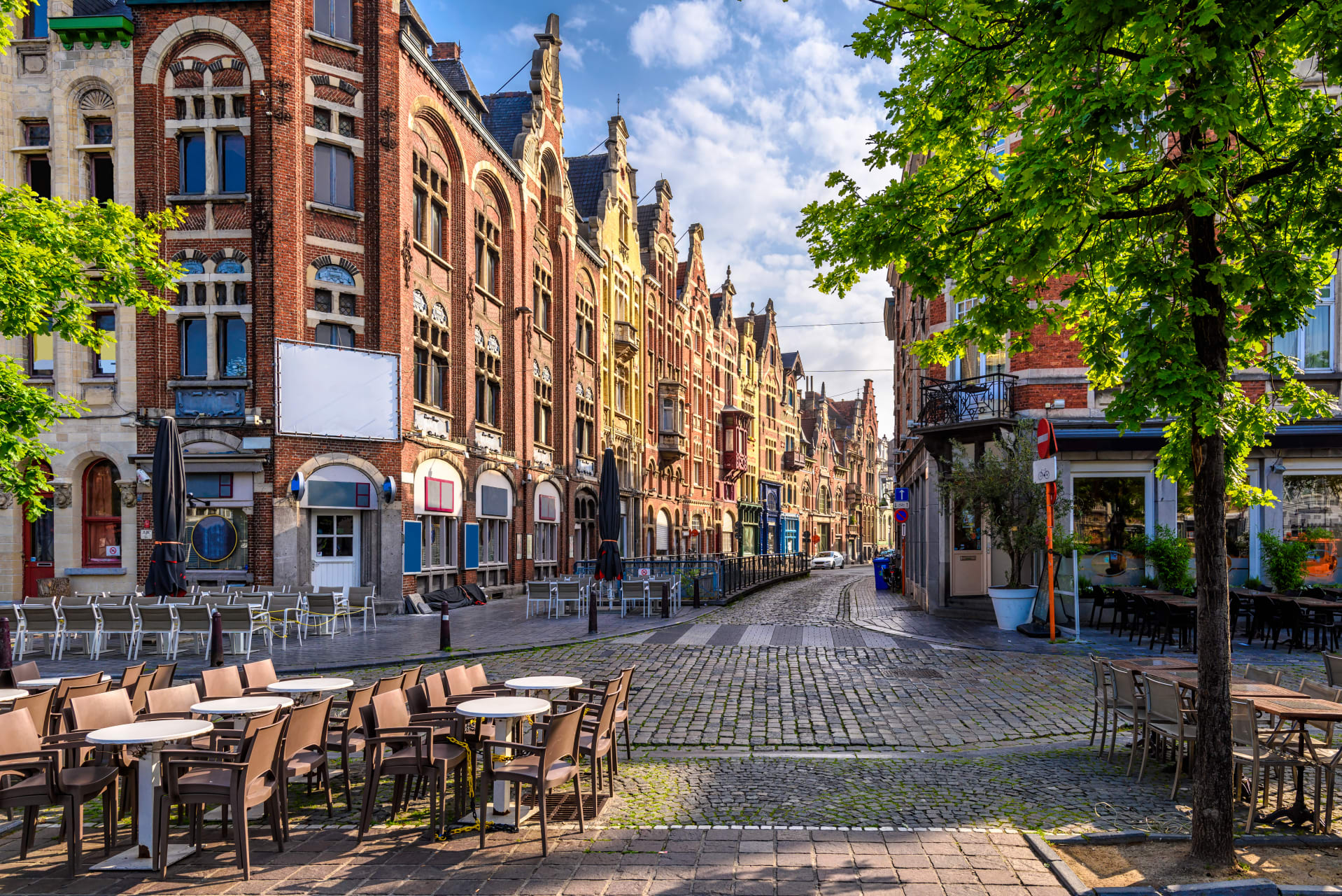 Ghent - Ghent, Explore the Medieval and Vibrant Student Town in Belgium