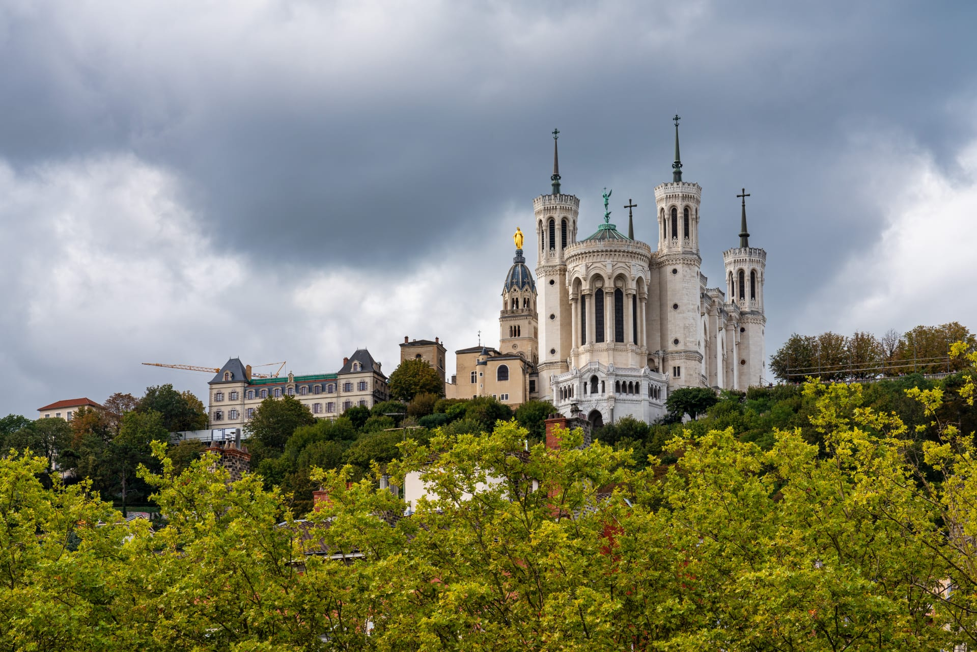Lyon - Fourvière Hill – Romans and Religion on Top of the City