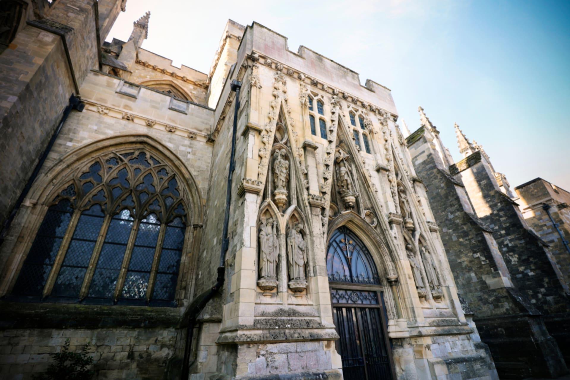 Devon - Exeter: Roman, Medieval, and Modern (Silent Tour)