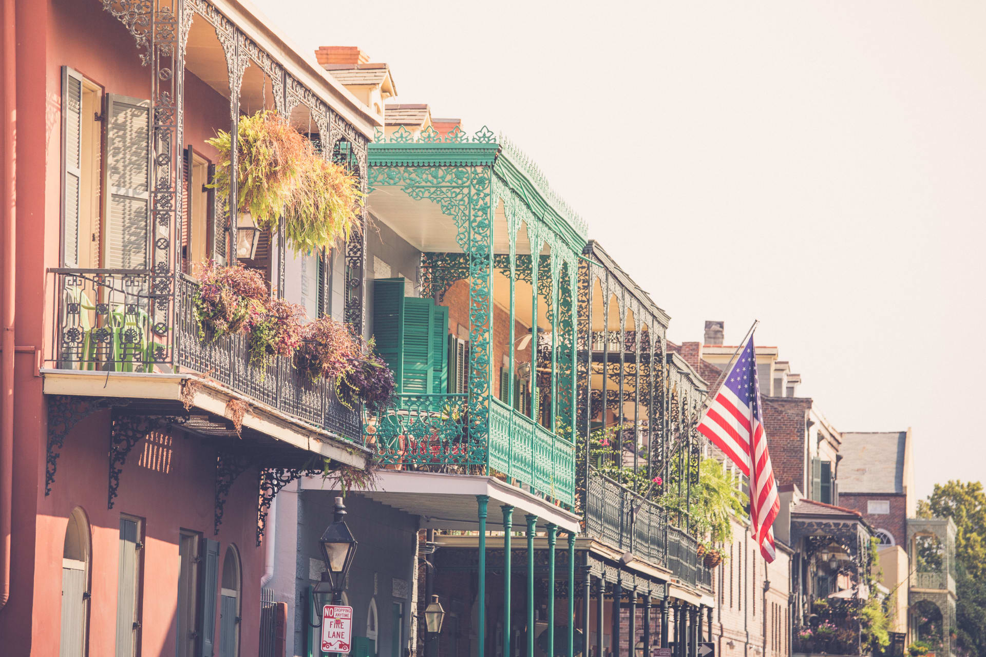 New Orleans - French Quarter - Royal Street