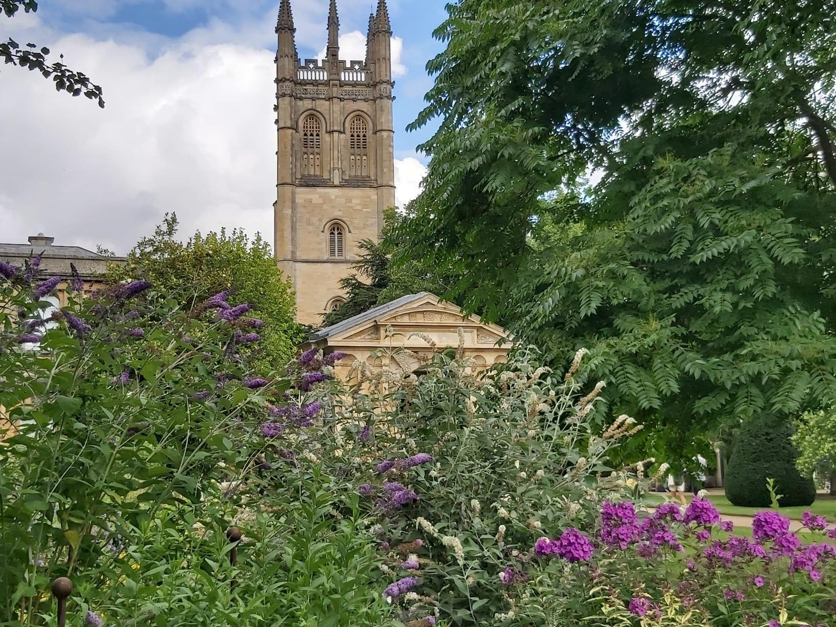 Oxford - Oxford Botanic Garden - An Oasis in the City