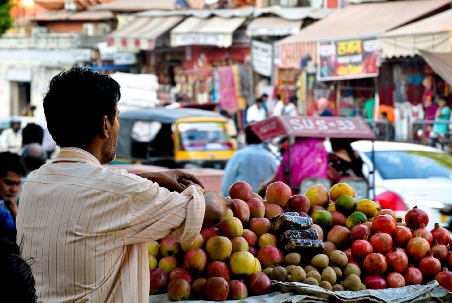 Agra - A glimpse of Indian culture: Agra Market Walking Tour