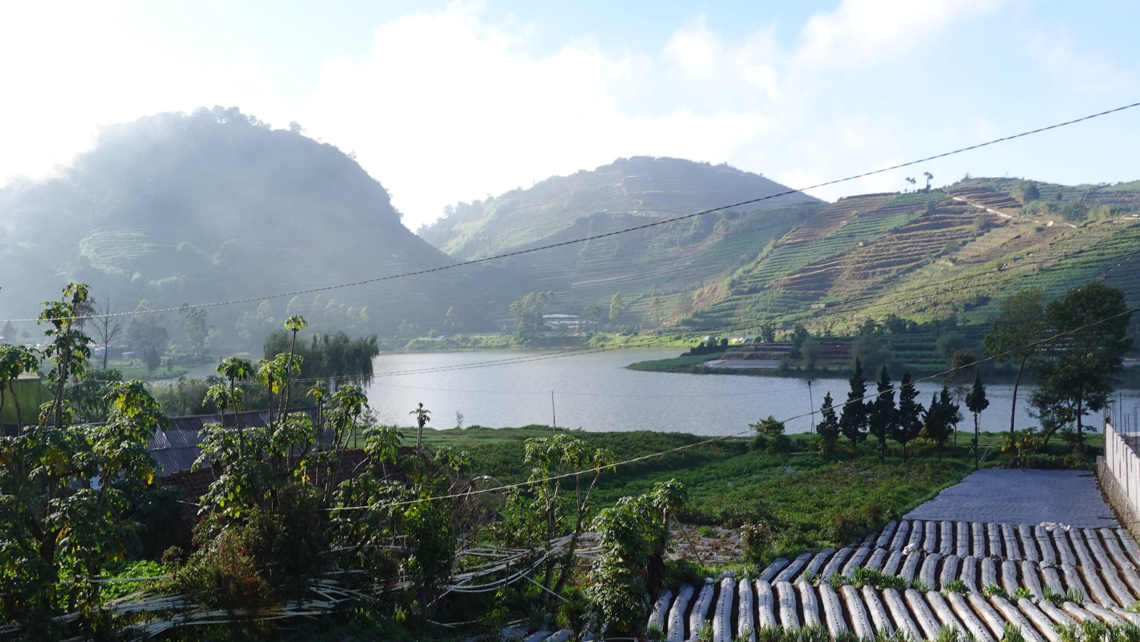 Wonosobo - Lake Cebong