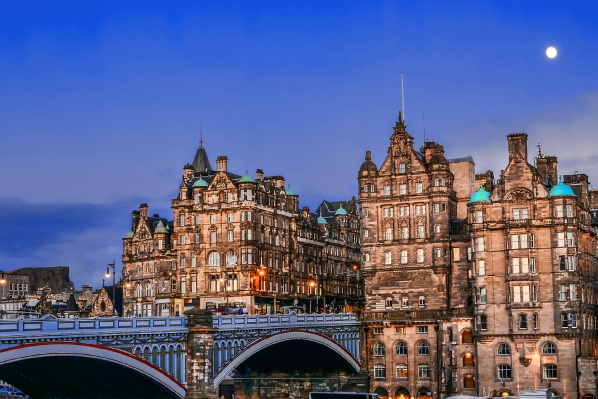 Edinburgh - Edinburgh - From the Old, to the New by Invisible Cities