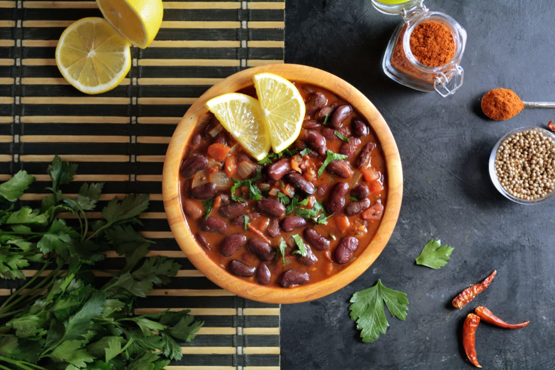 Jaipur - Rajma (Kidney beans) Masala