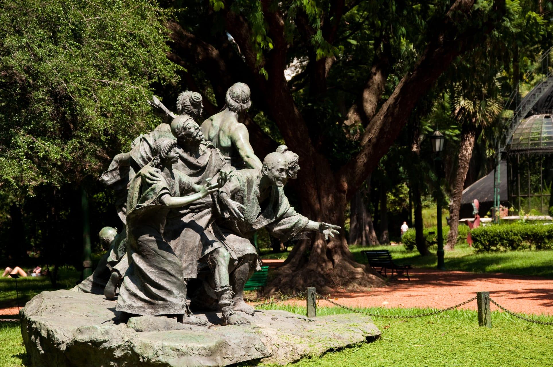 Buenos Aires - Buenos Aires Botanical Garden