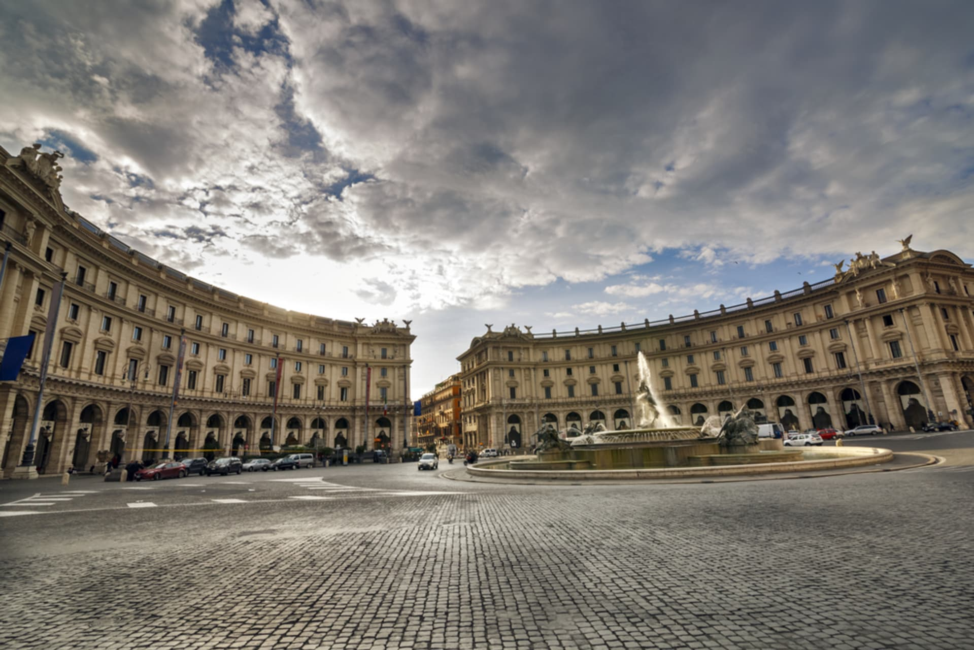 Rome - Art, Shopping And Opera In Downtown Rome