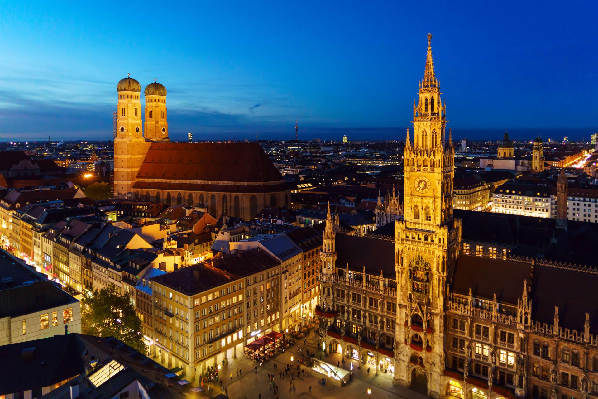 Munich - Munich Walking Tour: Munich by Night