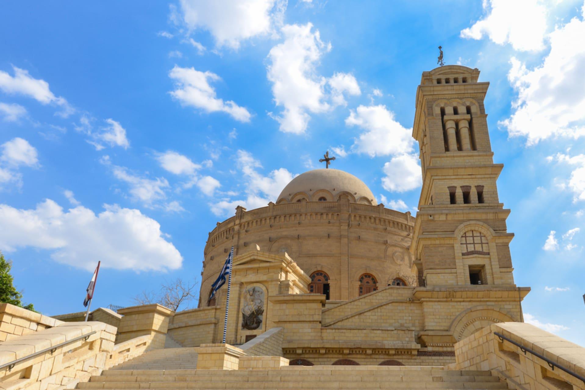 Cairo - Coptic Cairo