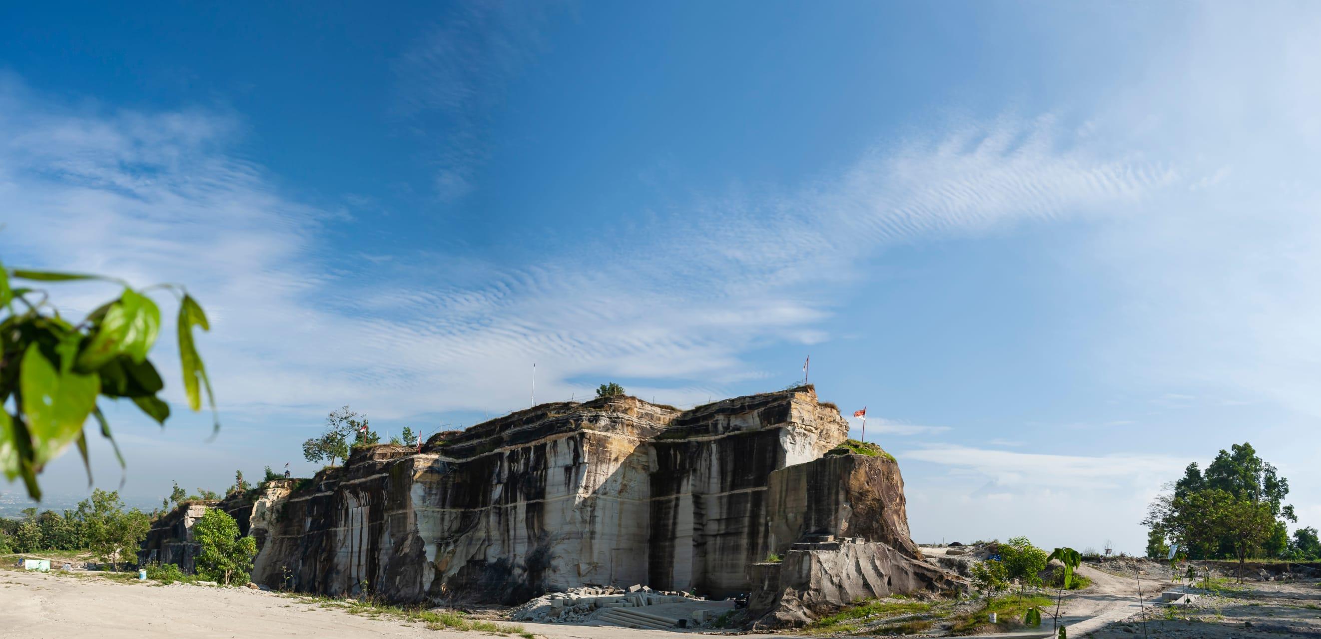 Yogyakarta - Breksi Cliff: Former Breccia Quarry That Became Tourist Attraction