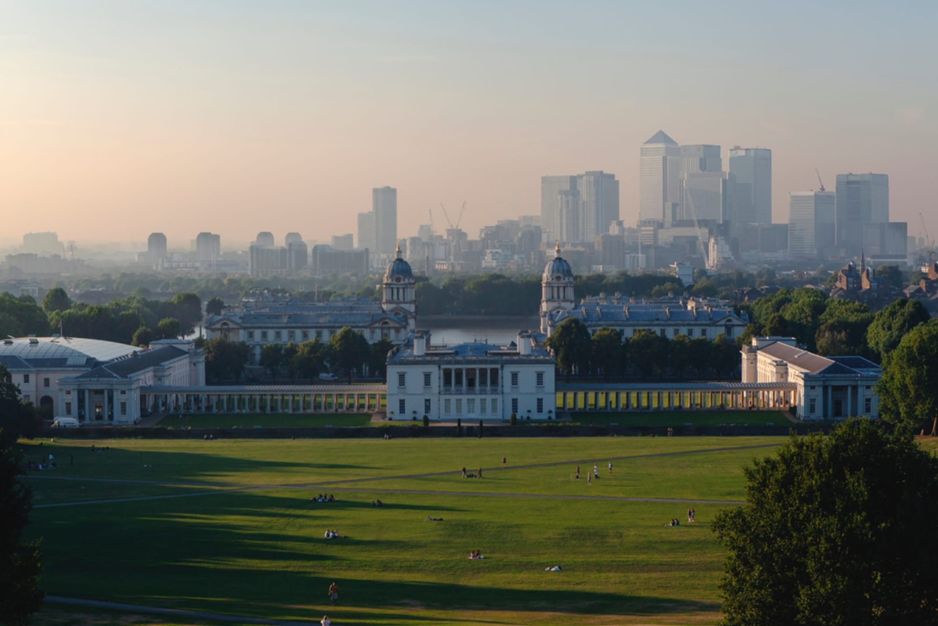 London - Greenwich, postcards from the Mean Time...
