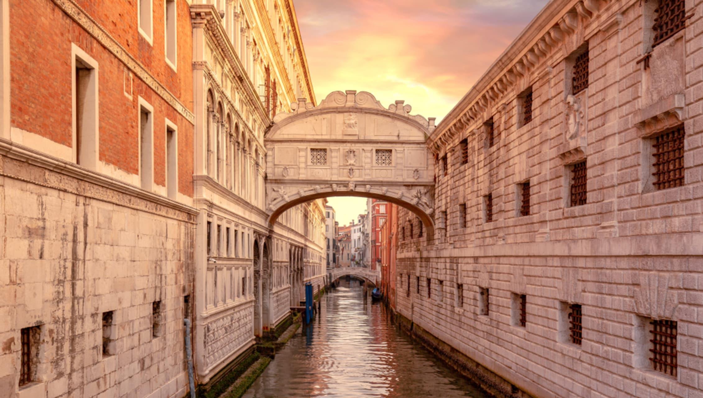 Venice - In The Footsteps Of Casanova In Venice