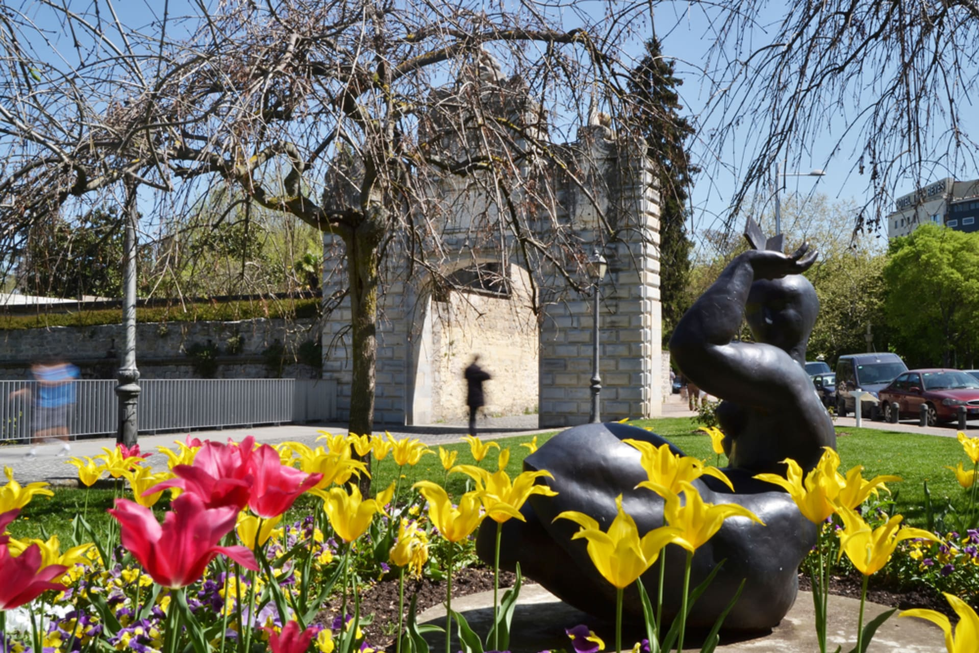 Pamplona - Spring has Sprung in Pamplona