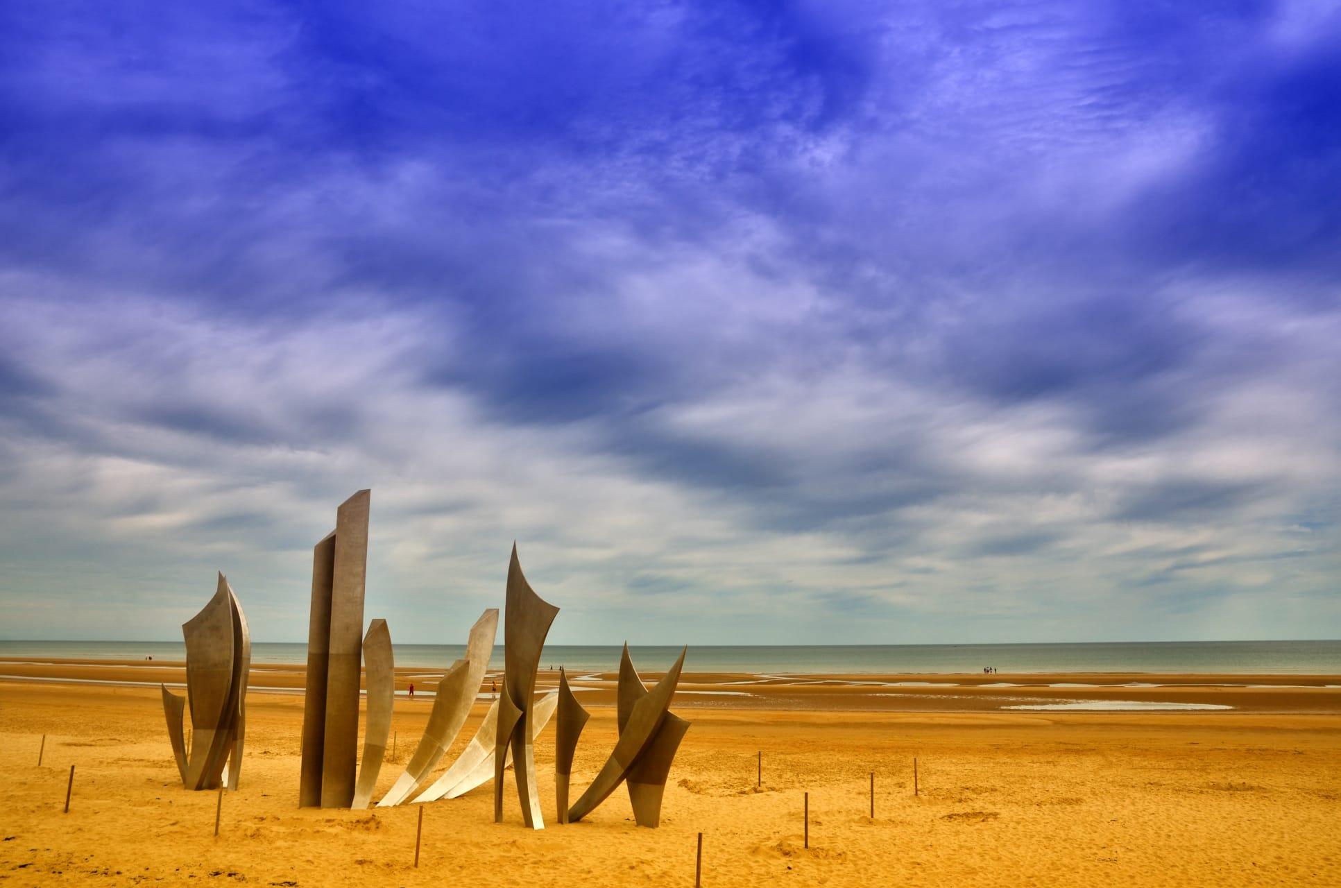 Normandy - D Day: Omaha Beach