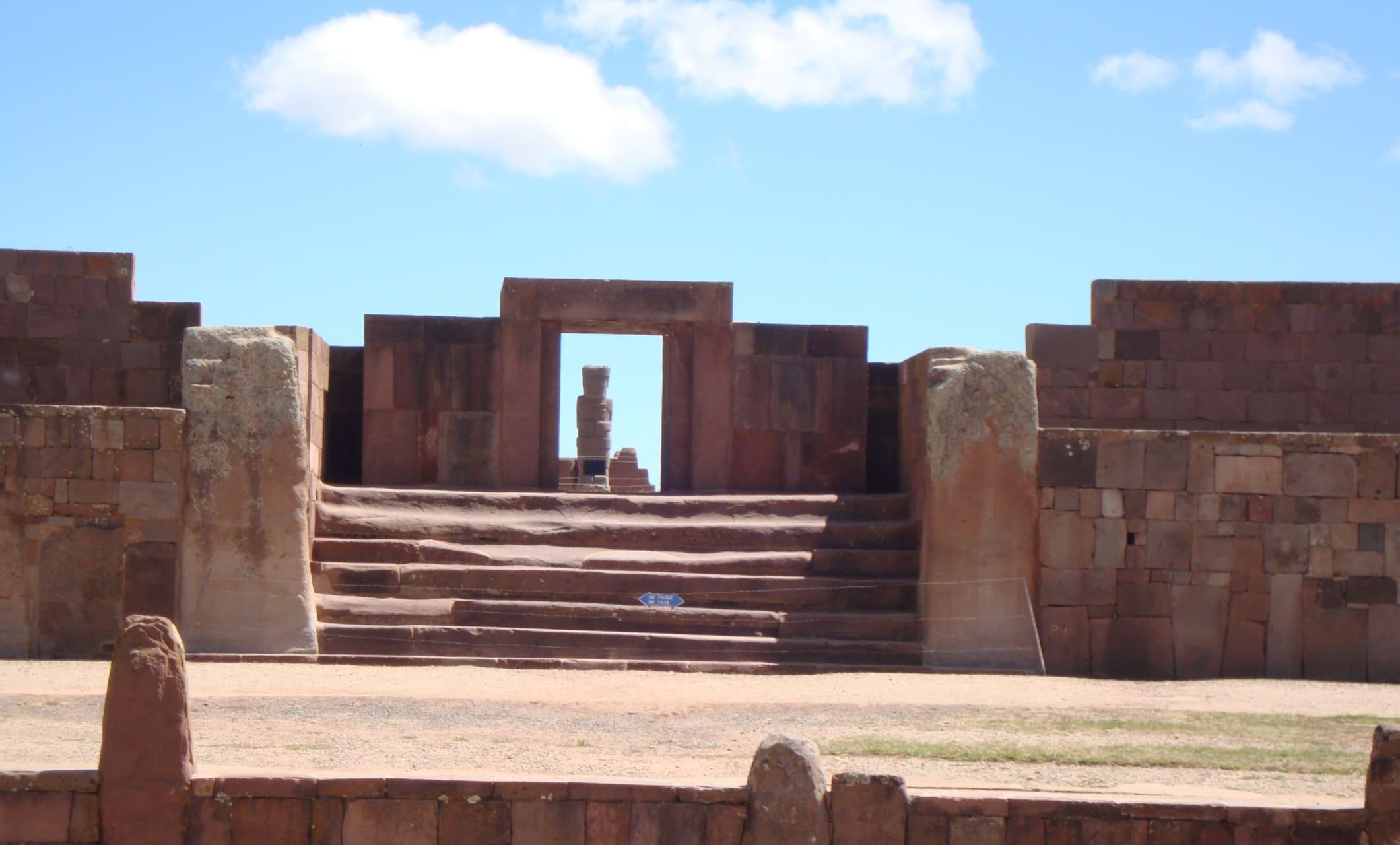 La Paz - Tiwanaku: Hidden Millennial Culture