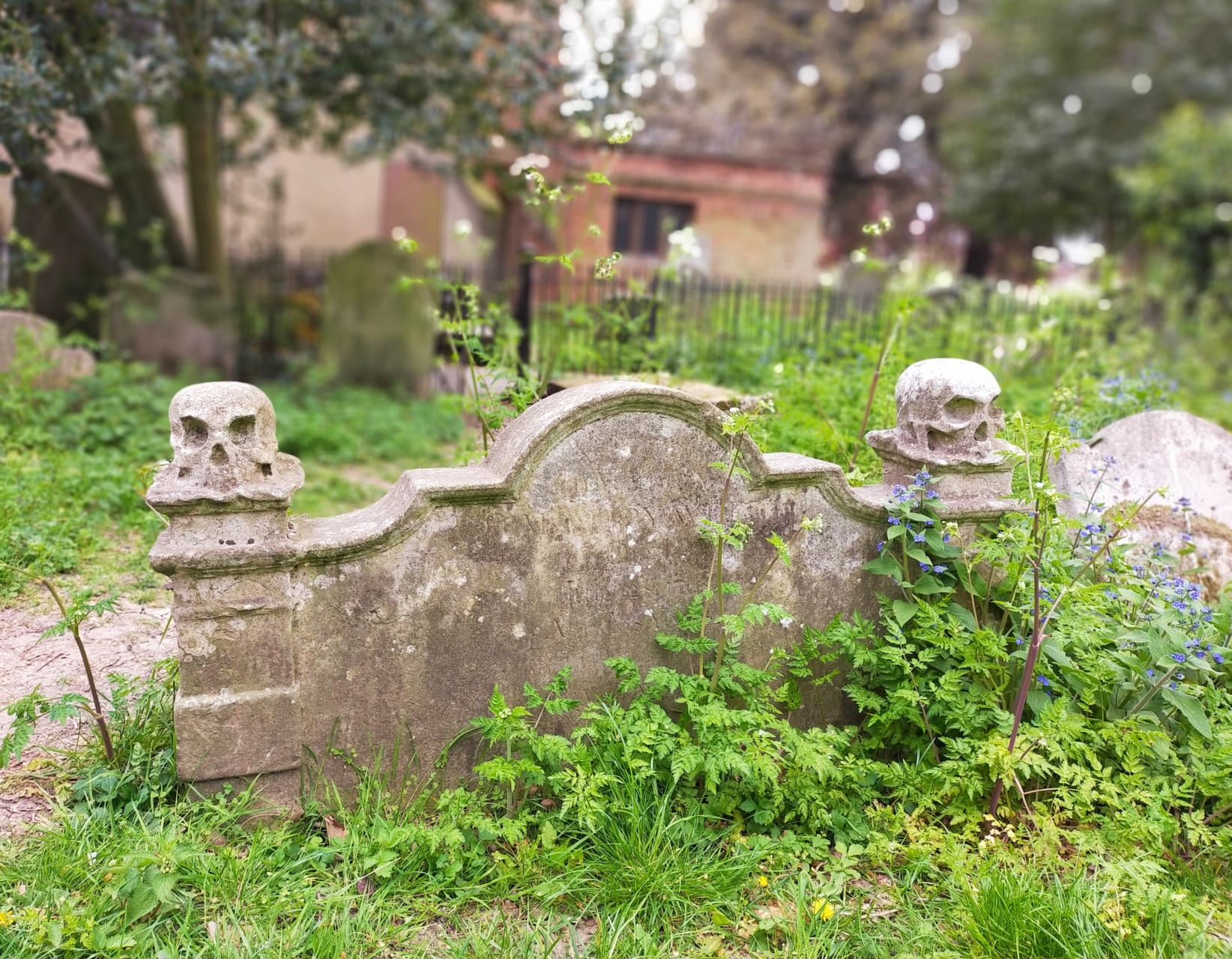 London - Stoke Newington: Deers, Hipsters & Dead Witches..