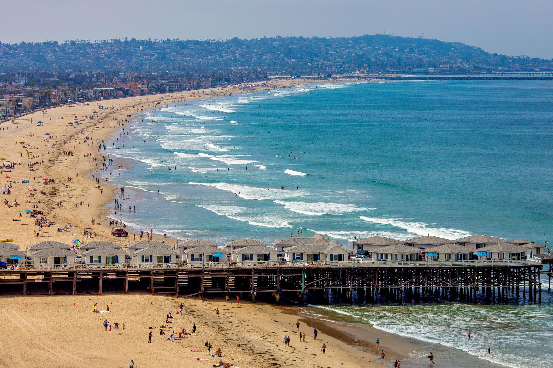 San Diego - Pacific Beach Local Tour
