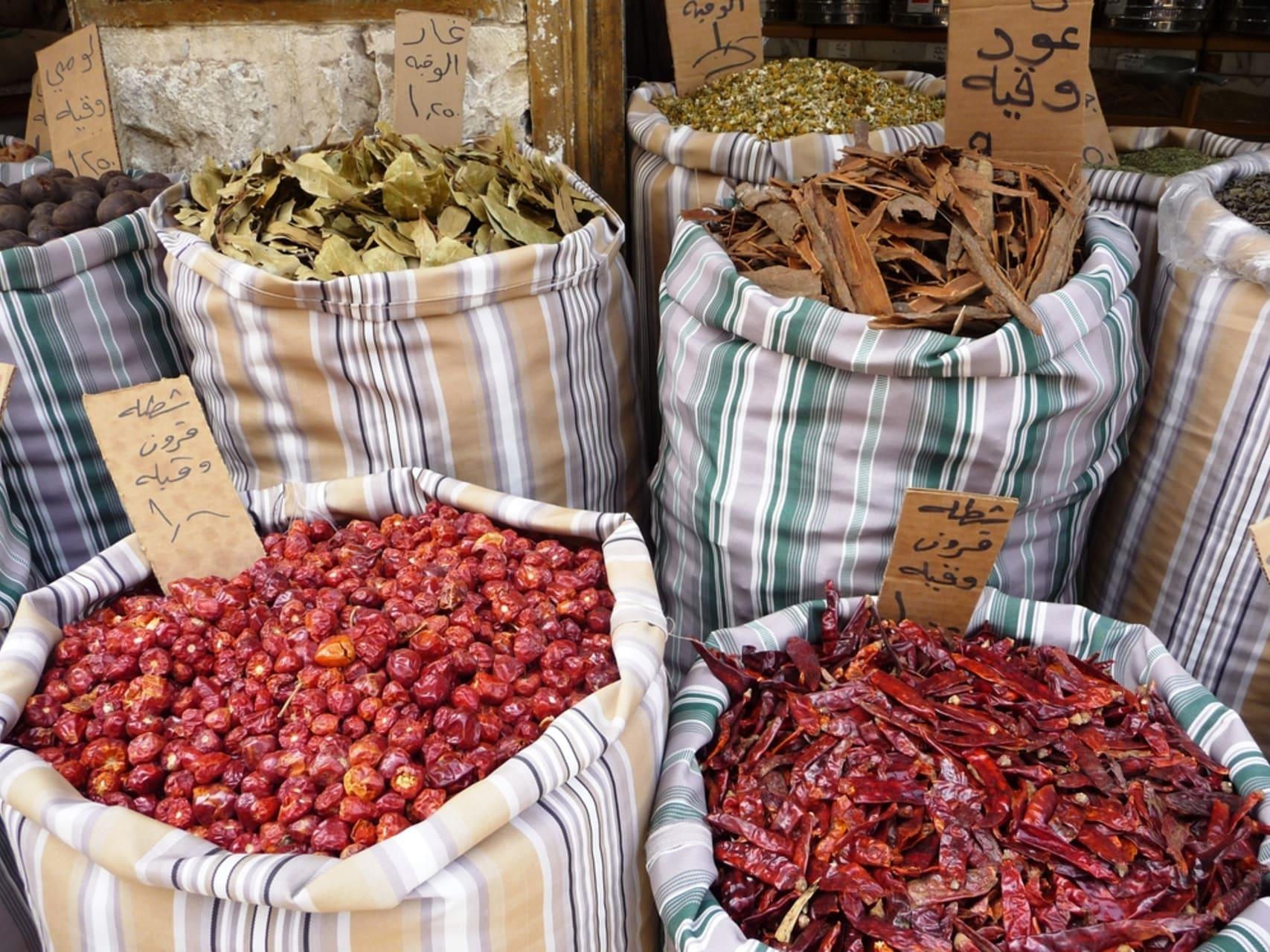 Amman - Amman's Downtown & Old Souk