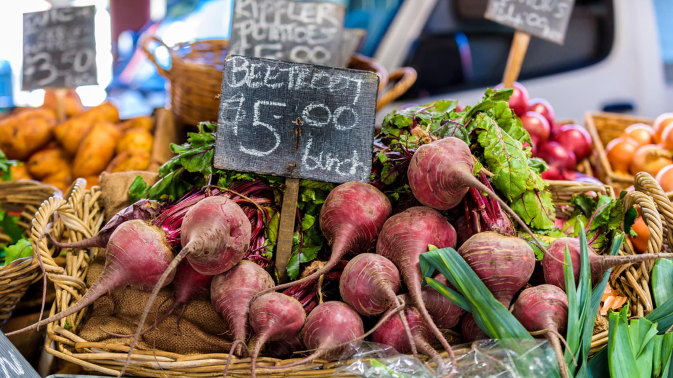 Melbourne - South Melbourne Market