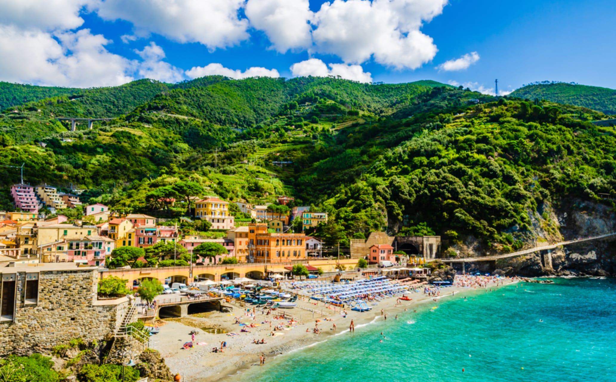 Cinque Terre & Portovenere - Monterosso the Riviera Village of the Cinque Terre