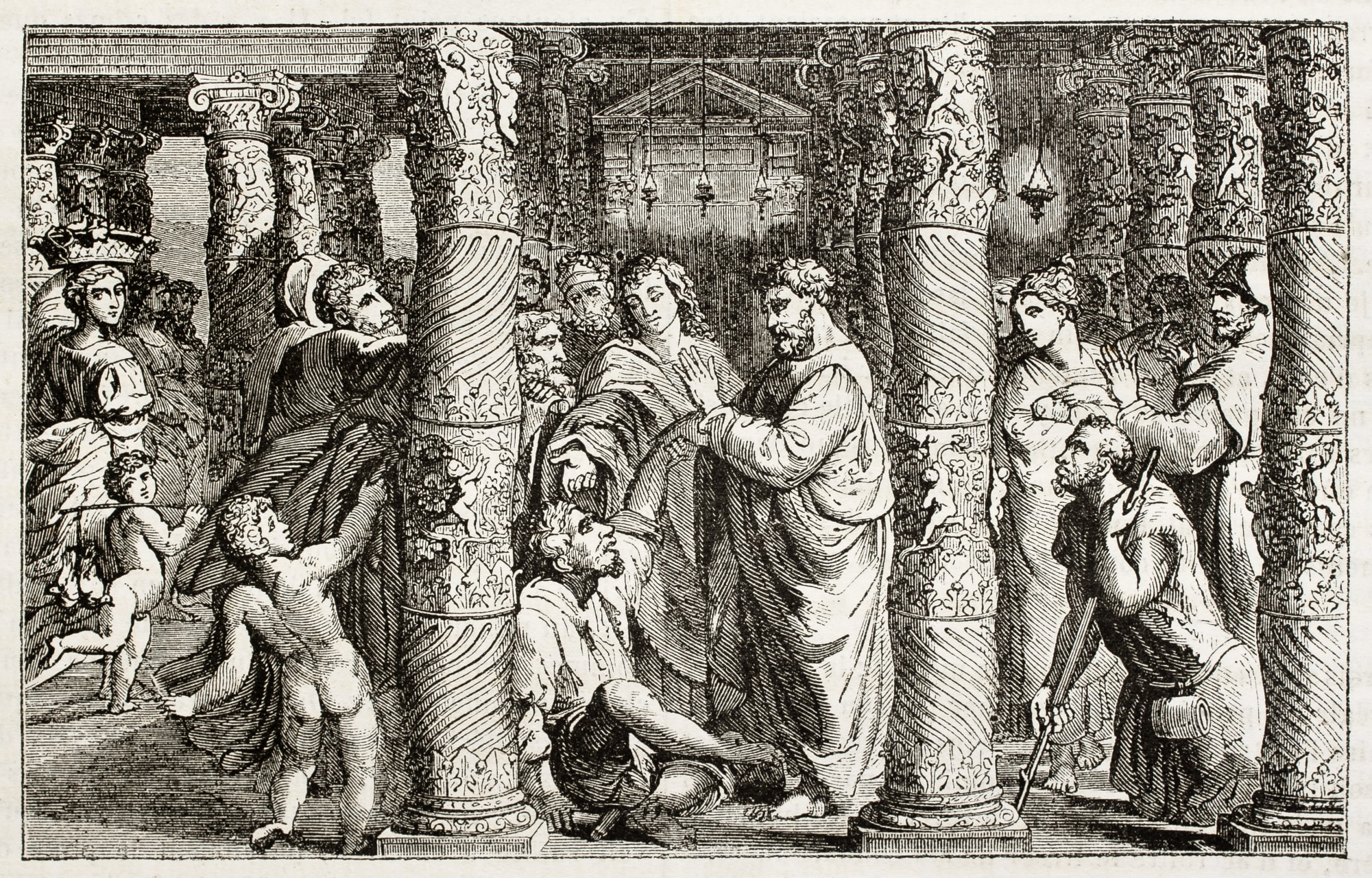Rome - The Divine Raphael