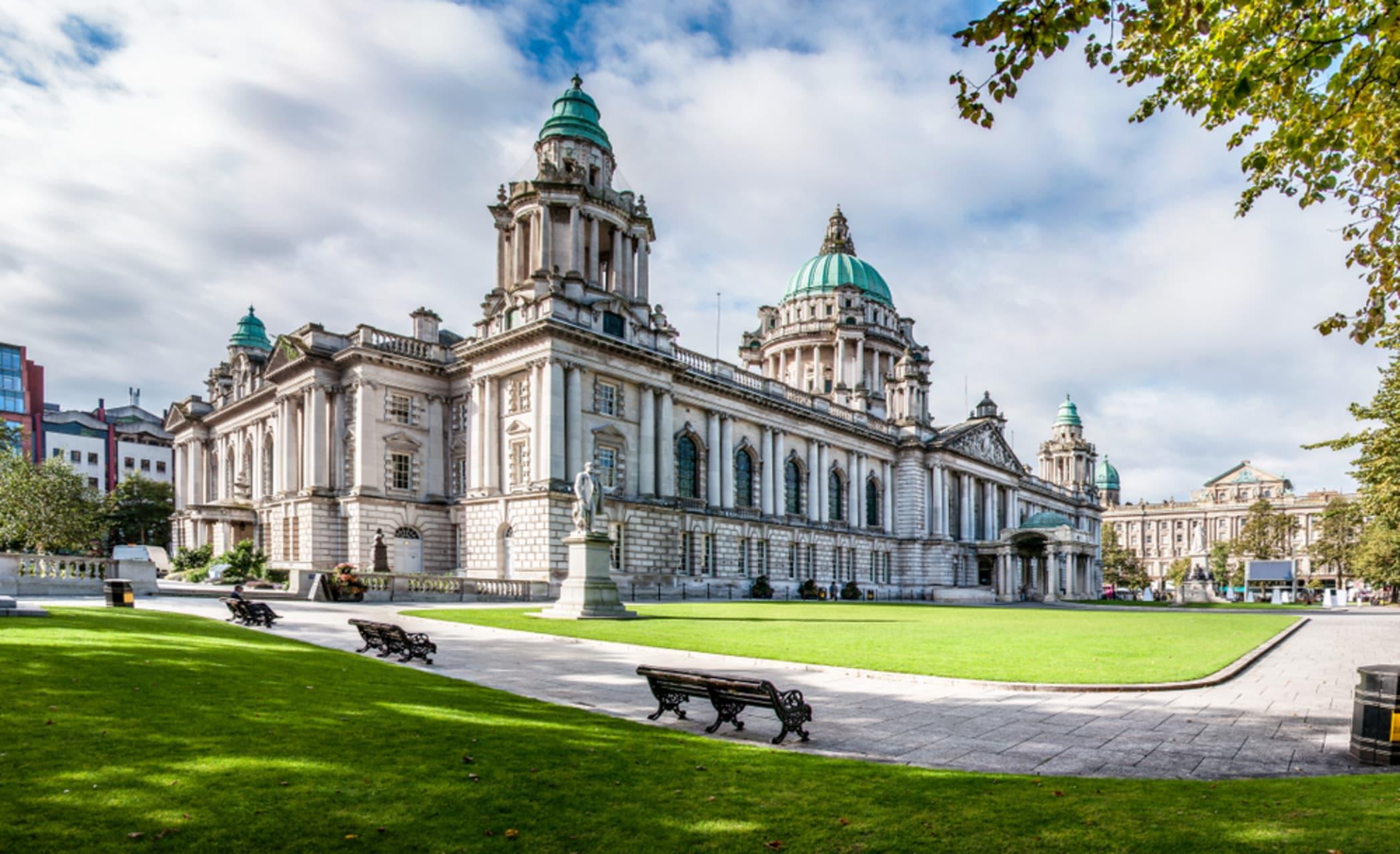 Belfast - Belfast's Most Iconic Buildings I