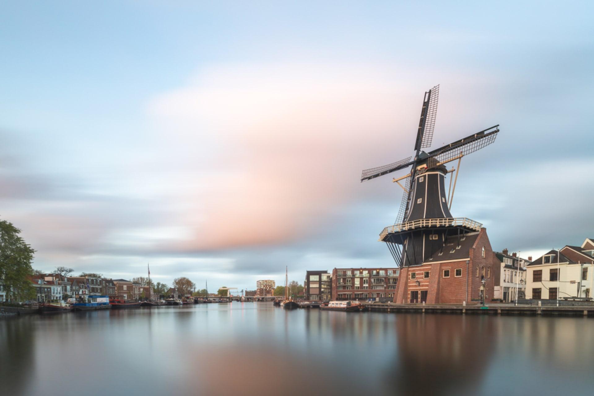 Haarlem - Meandering along the Sparne