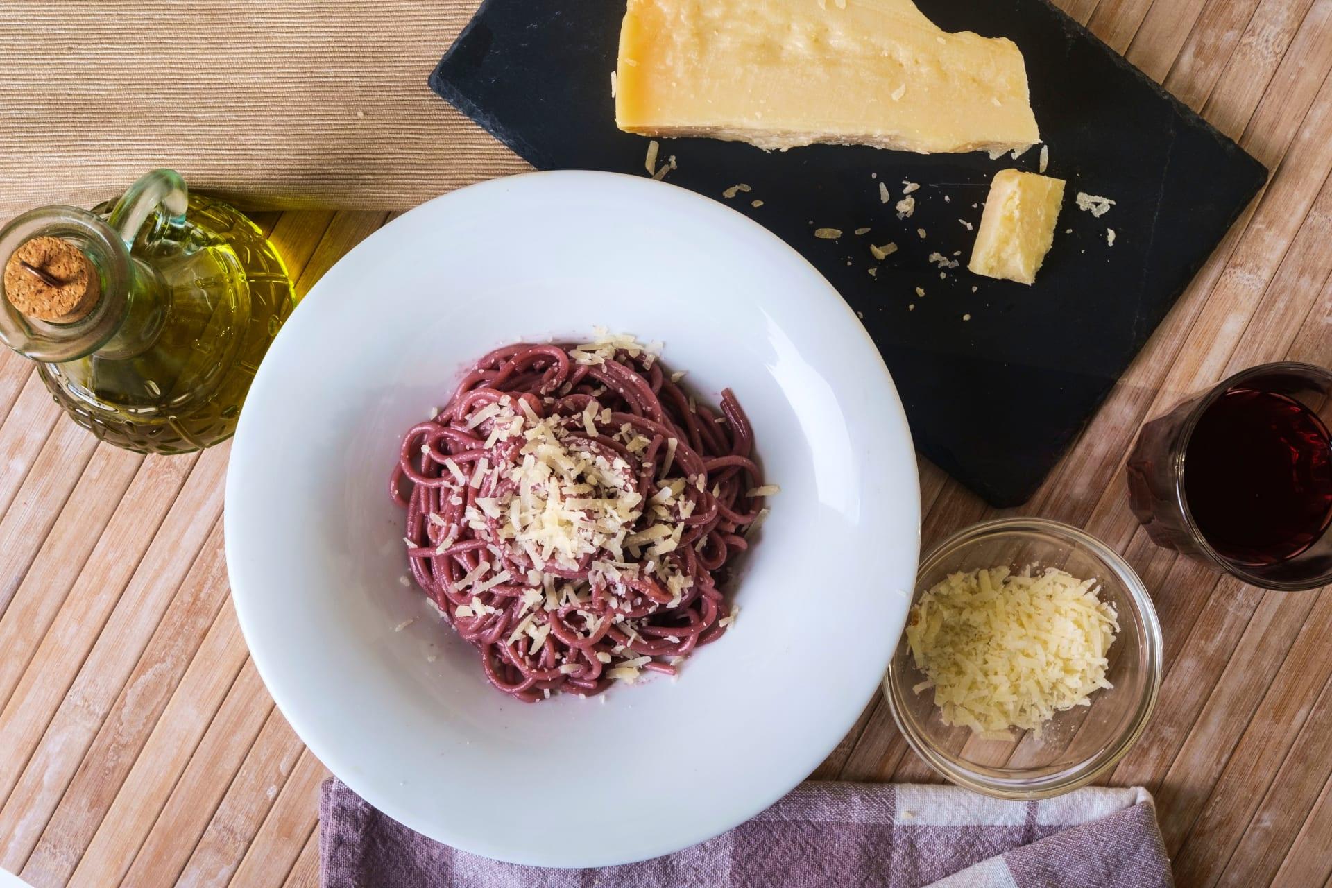 Rome - Drunken Spaghetti